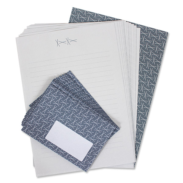 Writing Sets and envelopes