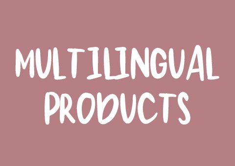 Multilingual-products