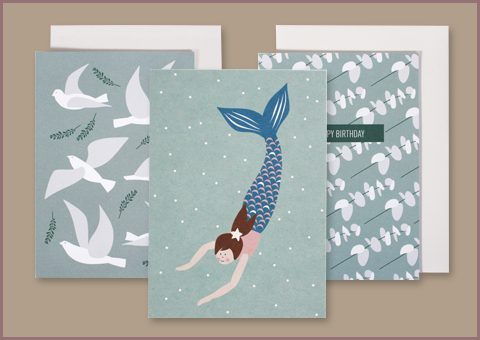Post and Greeting Cards